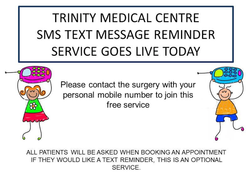 SMS Text Reminder service